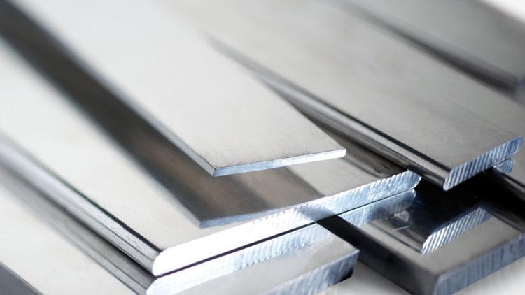 Diferença entre chapas de alumínio e bronze?