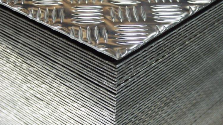 Chapas de alumínio xadrez: como são feitas e para que servem