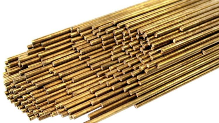 Tipos de latão, uma das ligas metálicas mais utilizadas pela indústria