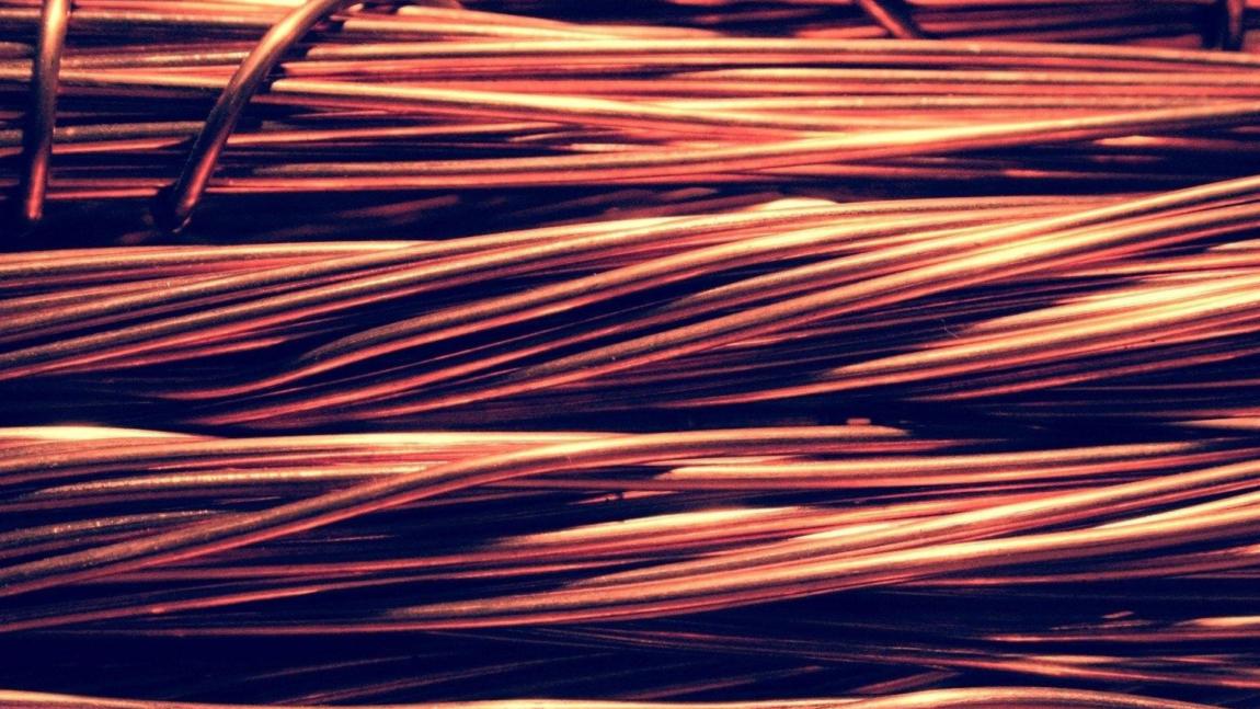 De baixa manutenção, cobre tem vida útil média de 80 anos