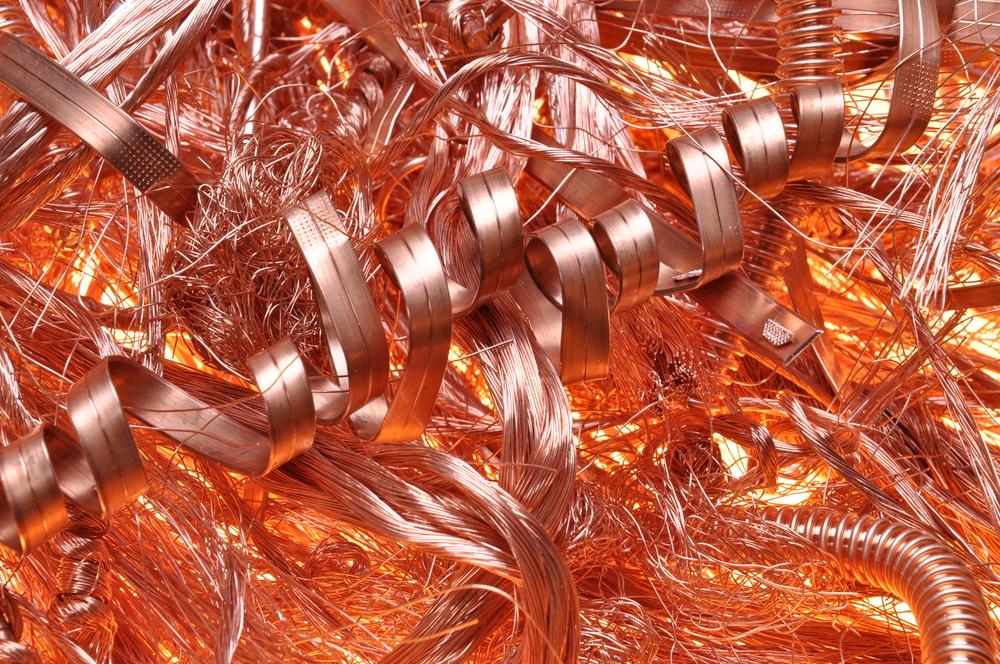 Quais são os diferentes tipos de cobre presentes no dia a dia?